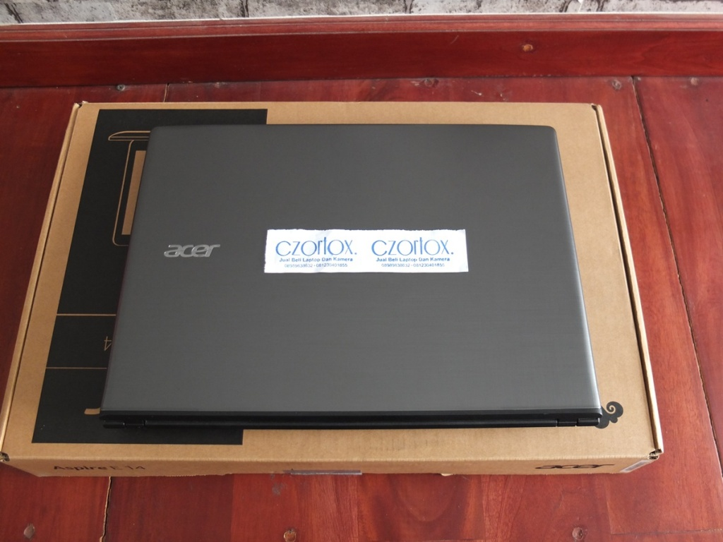 Jual Beli Laptop Kamera | surabaya | sidoarjo | malang | gersik | krian | Acer E5-475G