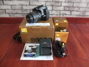 Nikon D3200 24MP Lensa Kit 18-55mm | Jual Beli Kamera Surabaya