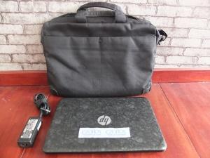 Hp14 AMD A4-5000 Black Slim | Jual Beli Laptop Surabaya