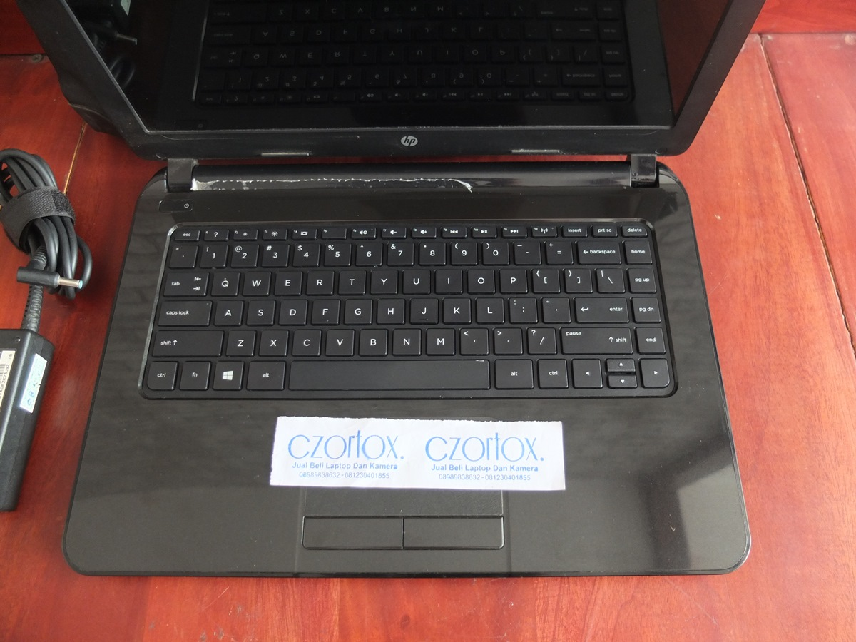 Jual Beli Laptop Kamera | surabaya | sidoarjo | malang | gersik | krian | Hp14 AMD A4-5000