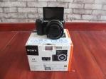Sony A5000 Lensa 16-50mm OSS Black | Jual Beli Kamera Surabaya
