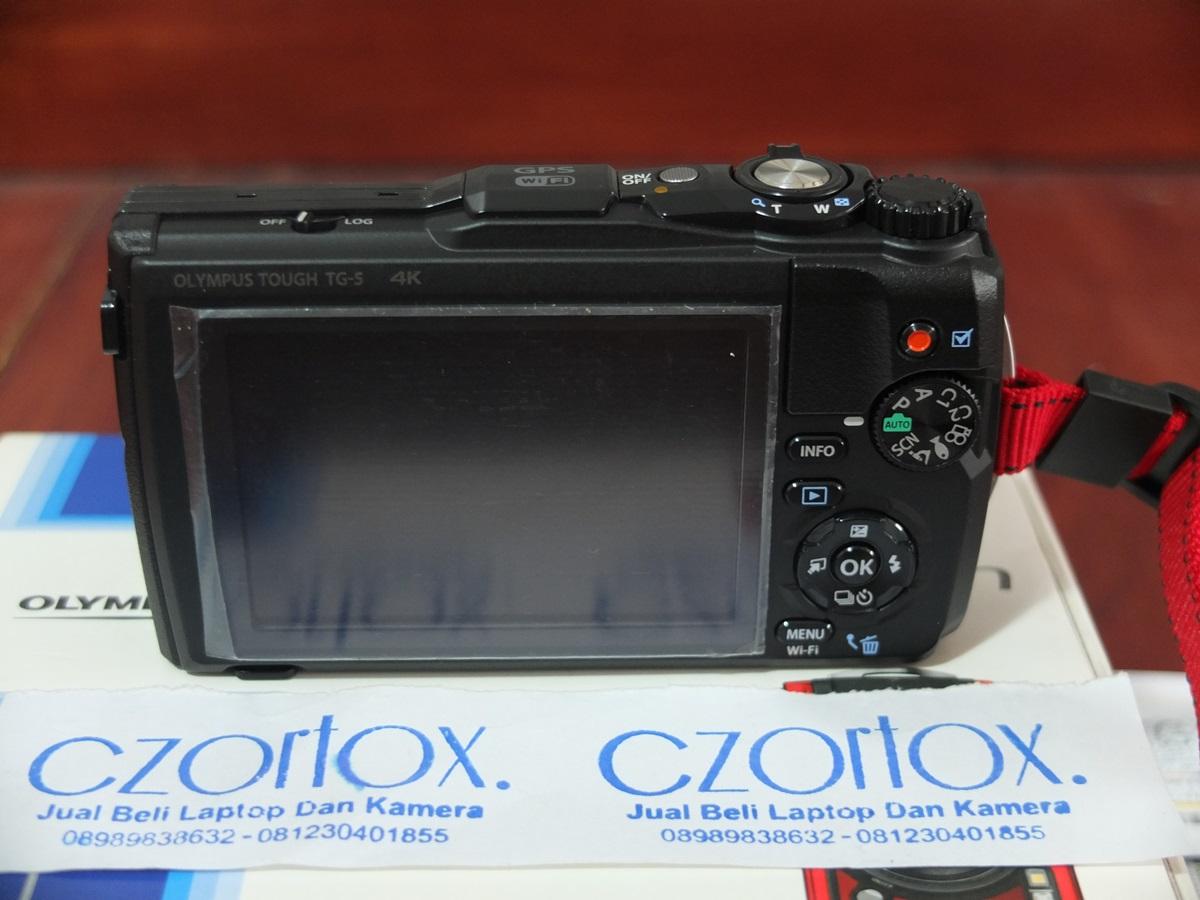 Jual Beli Laptop Kamera | surabaya | sidoarjo | malang | gersik | krian | Olympus Tough TG-5