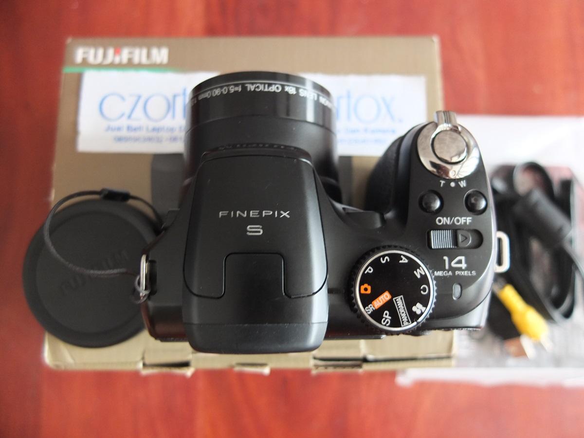 Jual Beli Laptop Kamera   surabaya   sidoarjo   malang   gersik   krian   Fujifilm finepix S2980