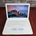 Jual Beli Laptop Kamera | surabaya | sidoarjo | malang | gersik | krian | Macbook White Unibodi 7.1