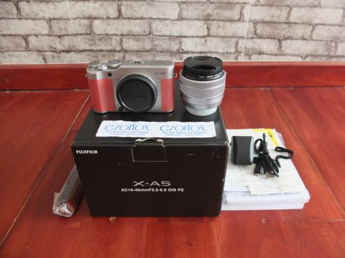 Fujifilm X-A5 XA5 Lensa 15-45mm Garansi Panjang | Jual Beli Kamera Surabaya
