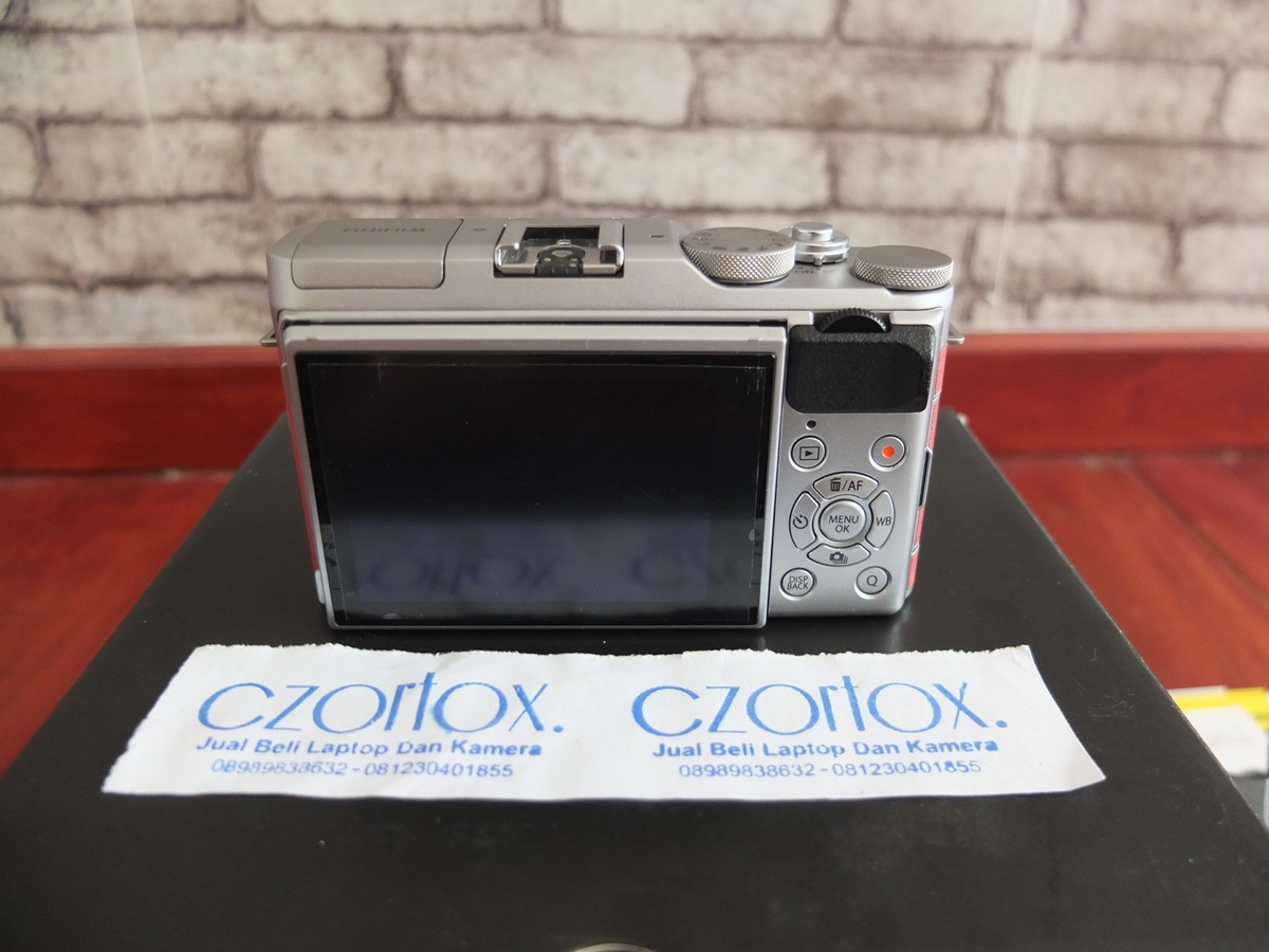 Jual Beli Laptop Kamera   surabaya   sidoarjo   malang   gersik   krian   Fujifilm X-A5 XA5