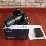 Canon SX430 IS Wifi Garansi Sampe Agustus 2019 | Jual Beli Kamera Surabaya