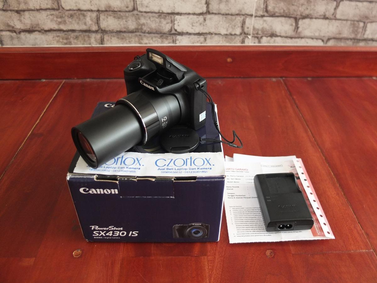 Jual Beli Laptop Kamera   surabaya   sidoarjo   malang   gersik   krian   Canon SX430