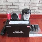 Fujifilm XA3 X-A3 Lensa 16-50mm Pink Rose | Jual Beli Kamera Surabaya