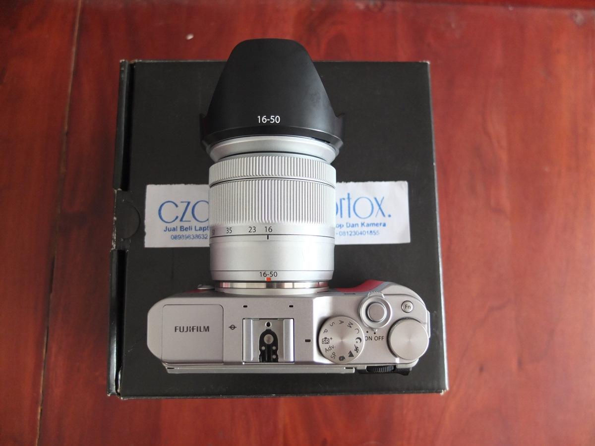 Jual Beli Laptop Kamera   surabaya   sidoarjo   malang   gersik   krian   Fujifilm X-A3 XA3