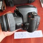 Sony a290 Dengan Lensa kit 18-55mm | Jual Beli Kamera Surabaya