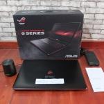 Jual Beli Laptop Kamera | surabaya | sidoarjo | malang | gersik | krian | Asus ROG G550JX Nvidia GTX 950M