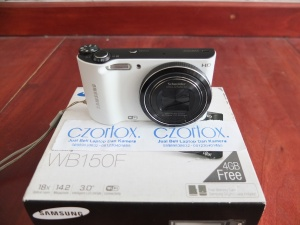 Samsung Wb150F Smart Camera Wifi | Jual Beli Kamera Surabaya