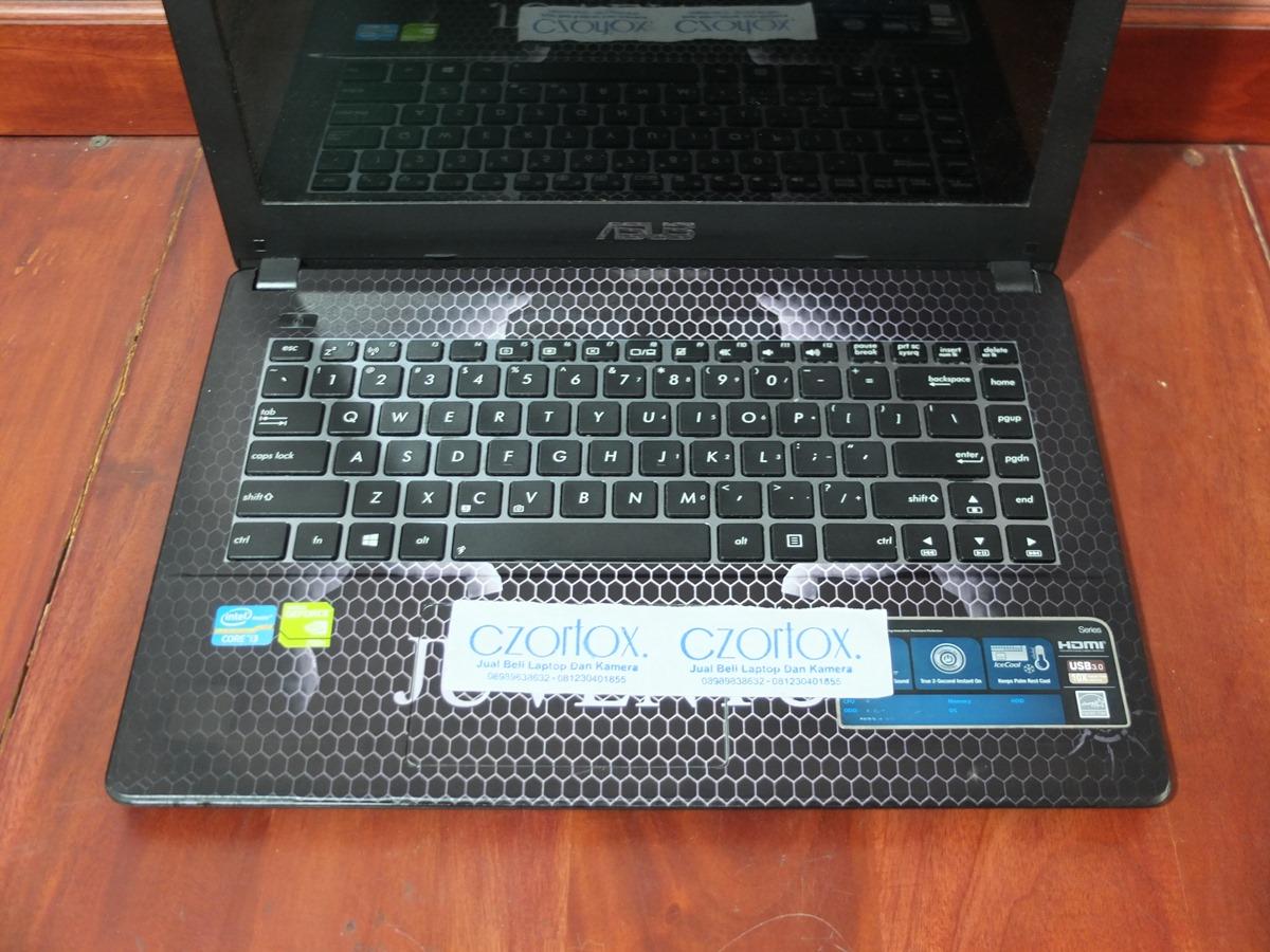 Jual Beli Laptop Kamera | surabaya | sidoarjo | malang | gersik | krian | Asus X450CC
