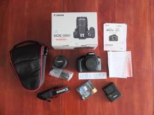 Canon 1300D Wi-Fi Lensa Kit 18-55mm Istimewa | Jual Beli kamera Surabaya