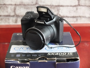 Canon SX400 16Mp Zoom Optical 30x | Jual Beli Kamera Surabaya