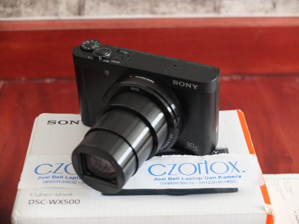 Jual Beli Laptop Kamera | surabaya | sidoarjo | malang | gersik | krian | Sony WX500