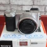 Jual Beli Laptop Kamera | surabaya | sidoarjo | malang | gersik | krian | Sony A6000 Kit 16-50mm OSS