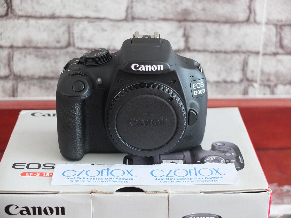 Jual Beli Laptop Kamera | surabaya | sidoarjo | malang | gersik | krian | Canon 1200D