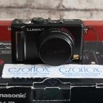 Lumix LX3 Lensa Leica, Hasil bisa Raw | Jual Beli Kamera Surabaya