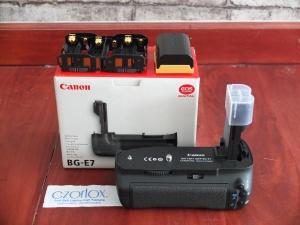 Battery LP-EN6 Canon 7D Plus BG-E7   Jual Beli Kamera Suarabaya