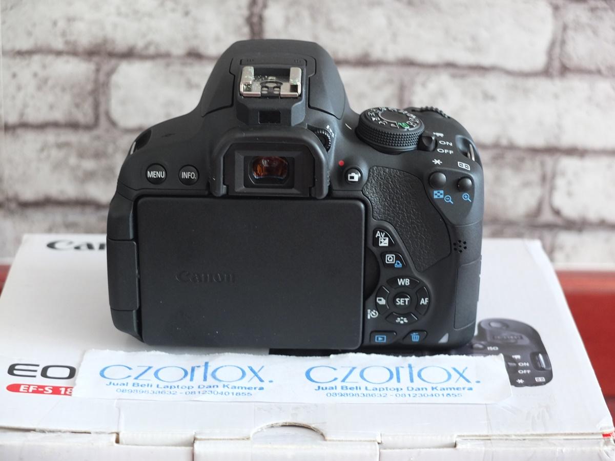 Jual Beli Laptop Kamera | surabaya | sidoarjo | malang | gersik | krian | Canon 700D