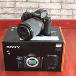 Jual Beli Laptop Kamera | surabaya | sidoarjo | malang | gersik | krian | Sony A7 II Lensa Kit 28-70mm OSS