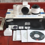 Samsung NX2000 20.3MP CMOS Smart WiFi Mirrorless | Jual Beli Kamera Surabaya