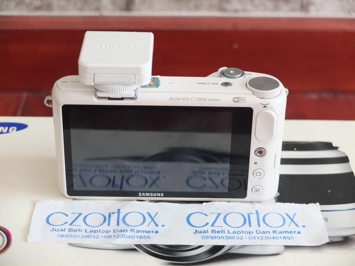 Jual Beli Laptop Kamera | surabaya | sidoarjo | malang | gersik | krian | Samsung NX2000