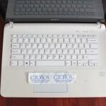 Vaio Slim Fit Core i3 TouchScrenn Wihte Edition | Jual Beli Laptop Surabaya