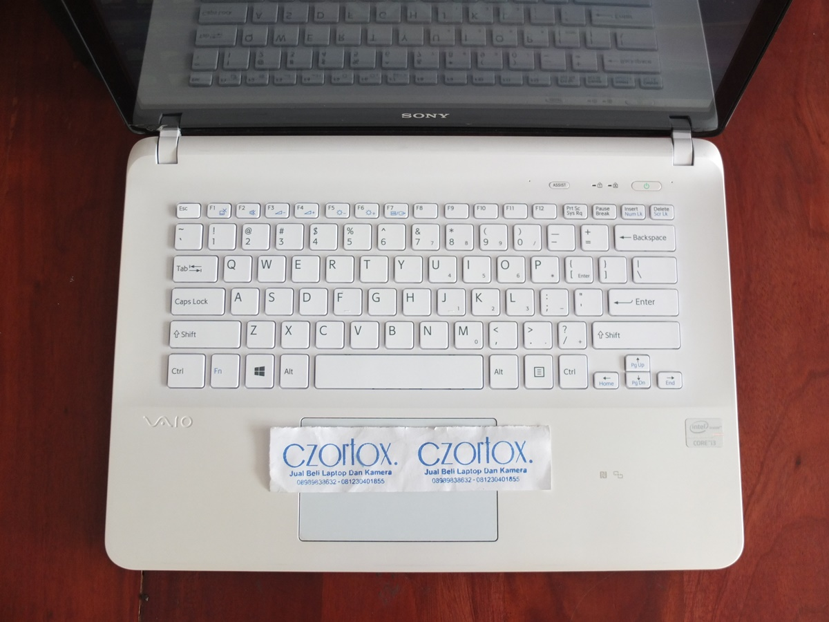 Jual Beli Laptop Kamera | surabaya | sidoarjo | malang | gersik | krian | Vaio Fit 14