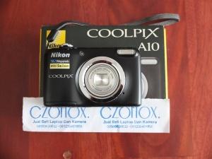 Nikon Coolpix A10 Black   Jual Beli Kamera Surabaya
