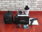 Fujifilm X-A3 Lensa 16-50mm Umur 4 Bulan | Jual Beli Kamera Surabaya