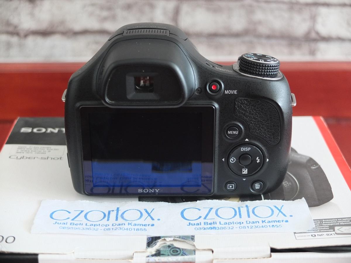 Jual Beli Laptop Kamera | surabaya | sidoarjo | malang | gersik | krian | Sony DSC H400