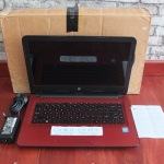 Hp 14 Intel N3050 Slim Red Edtition | Jual Beli Kamera Surabaya
