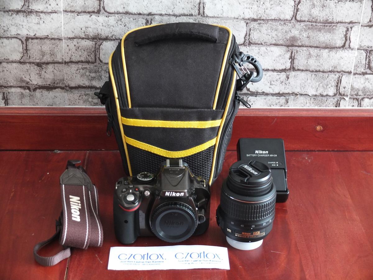 Jual Beli Laptop Kamera   surabaya   sidoarjo   malang   gersik   krian   Nikon D5200