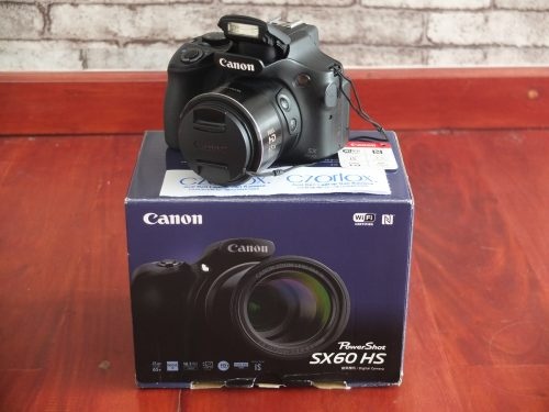 Canon SX60 Super Zoom 65x Optical Wifi | Jual Beli Kamera Surabaya