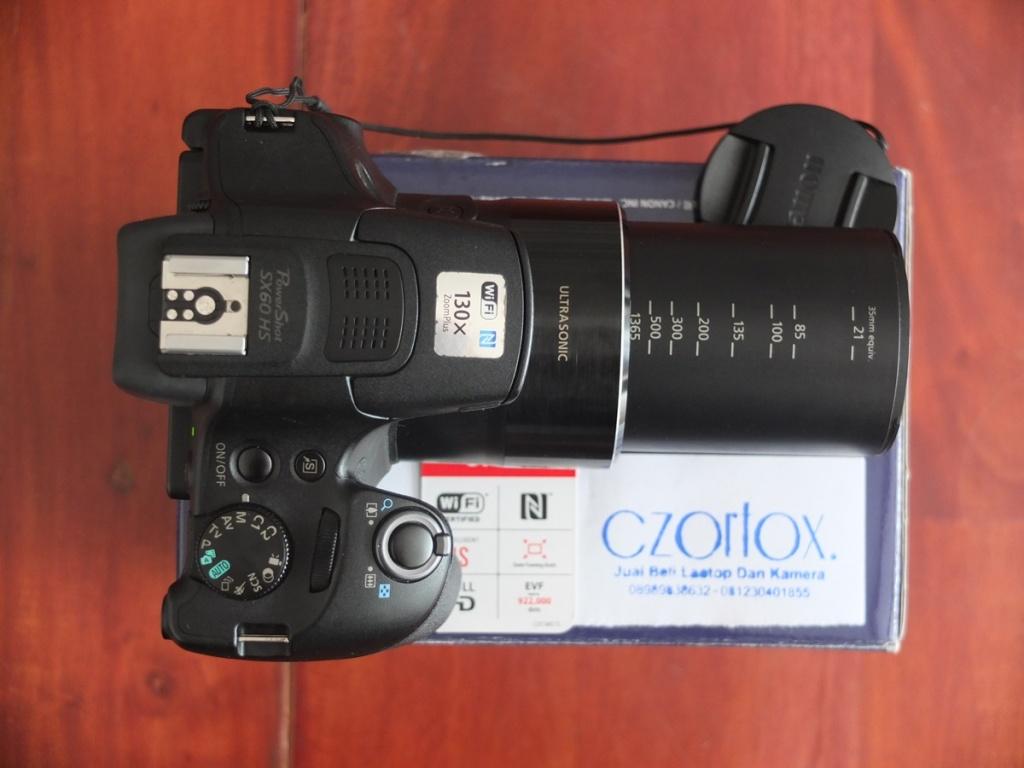 Jual Beli Laptop Kamera | surabaya | sidoarjo | malang | gersik | krian | Canon SX60
