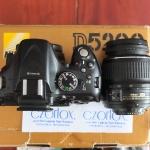 Nikon D5200 Kit 18-55mm SC 15.xxx | Jual Beli Kamera Surabaya