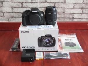 Canon 700D Kit 18-55mm STM SC 11 Jerpret | Jual Beli Kamera Surabaya