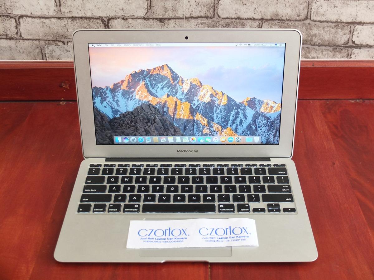 Jual Beli Laptop Kamera | surabaya | sidoarjo | malang | gersik | krian | Macbook Air 2015