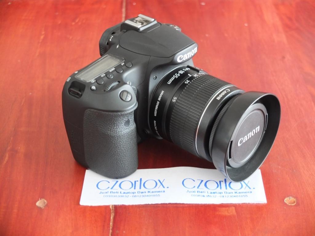 Jual Beli Laptop Kamera | surabaya | sidoarjo | malang | gersik | krian | Canon 60D