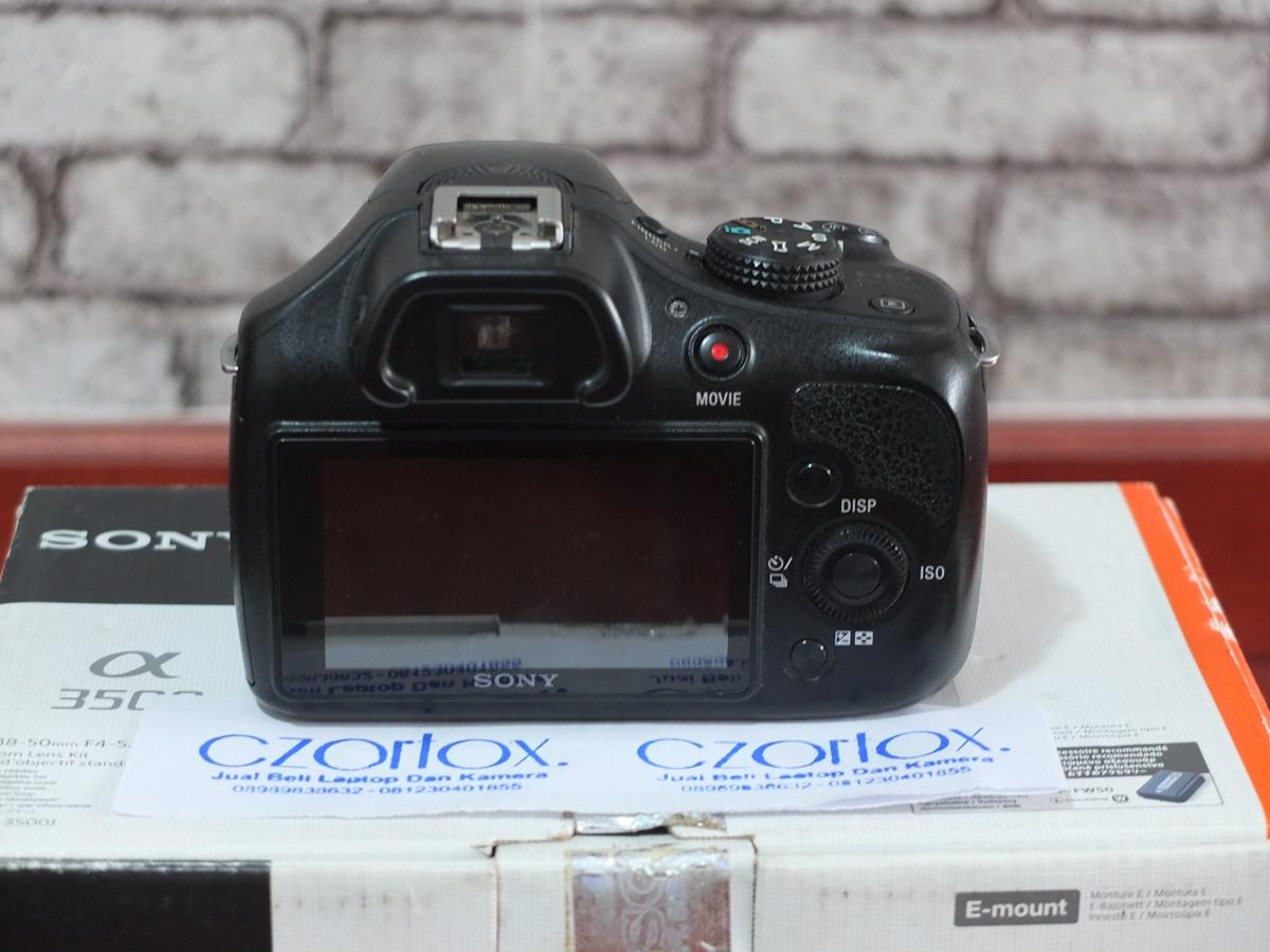 Jual Beli Laptop Kamera | surabaya | sidoarjo | malang | gersik | krian | Sony A3500