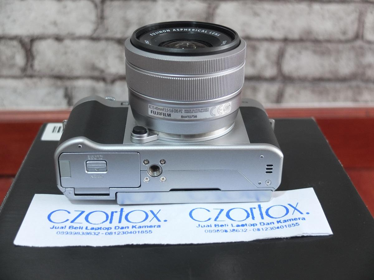 Jual Beli Laptop Kamera | surabaya | sidoarjo | malang | gersik | krian | Fujifilm XA5 X-A5