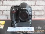 Nikon D5100 Body Only PLus BG | Jual Beli Kamera Surabaya