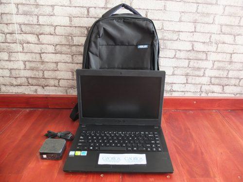 Asus Pro P2440UQ Core i7 Nvidia 940MX 2gb  | Jual Beli laptop Surabaya