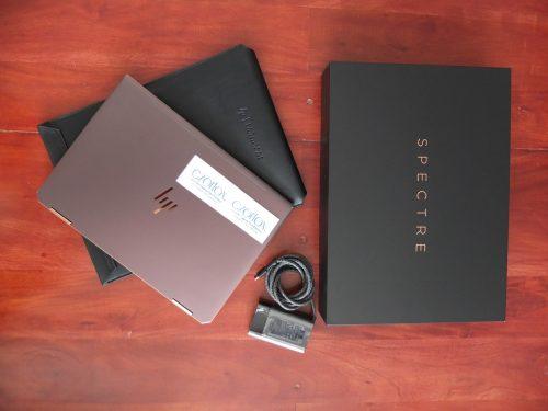 Hp Spectre X360 Ci7 8565U Ram 16gb SSD 1Tb Resolusi 4k | Jual Beli Laptop Surabaya