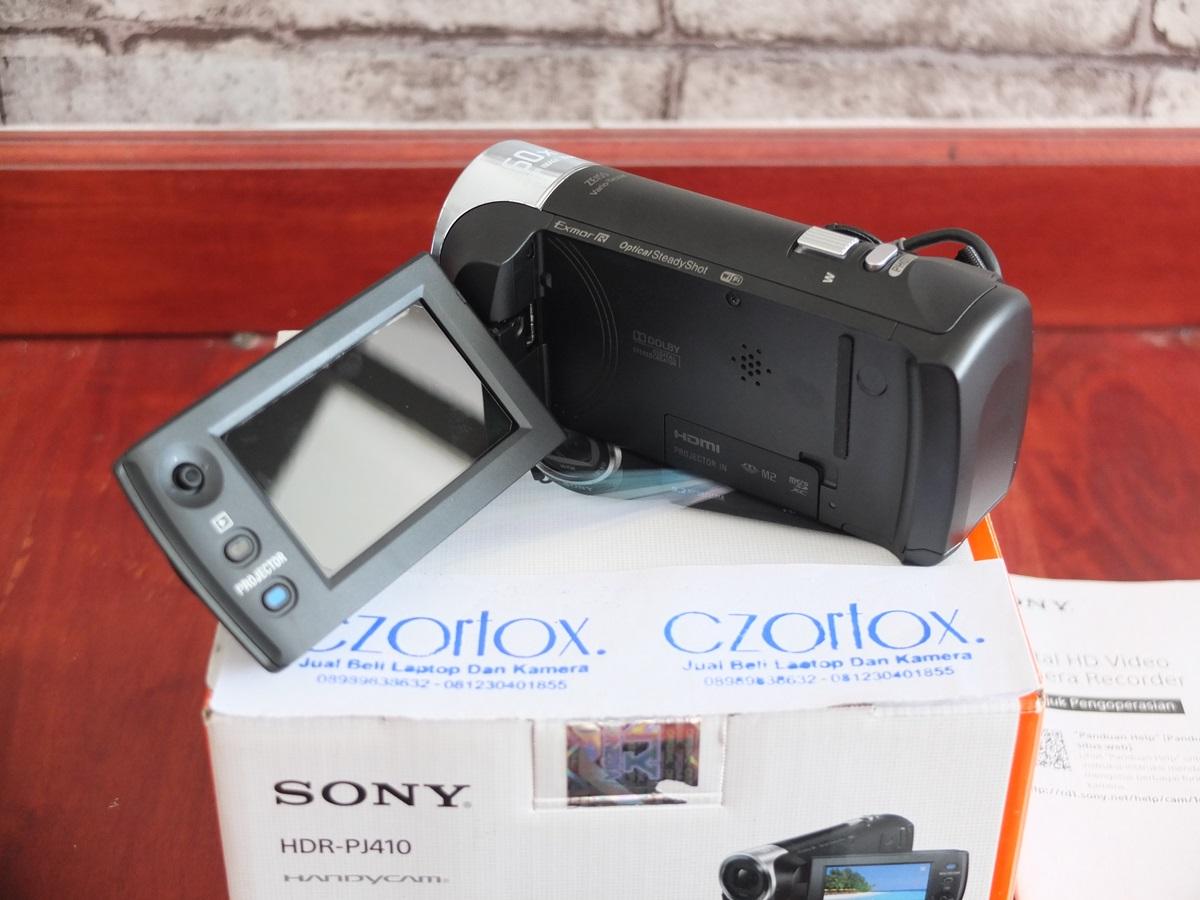 Jual Beli Laptop Kamera   surabaya   sidoarjo   malang   gersik   krian   Sony HDR Pj410