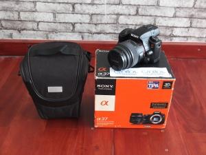 Sony Alpha A37 Kit 18-55mm | Jual Beli Kamera Surabaya