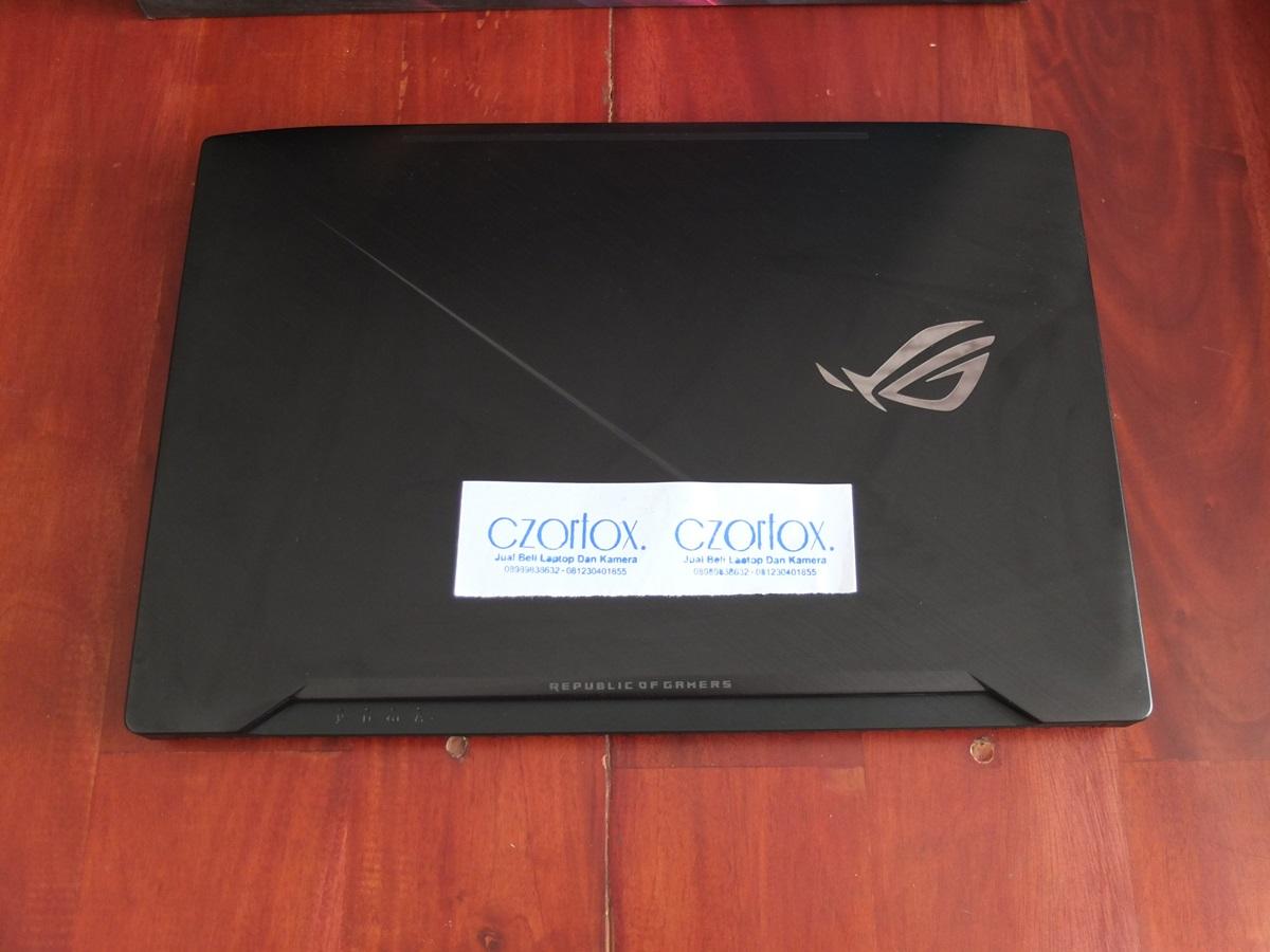 Jual Beli Laptop Kamera | surabaya | sidoarjo | malang | gersik | krian | Asus ROG Strix Gl503VD